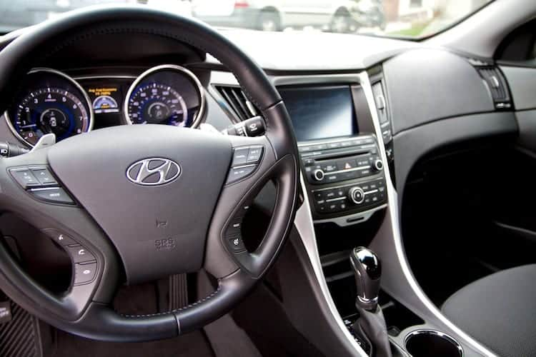2014 Hyundai sonata sport turbo 5