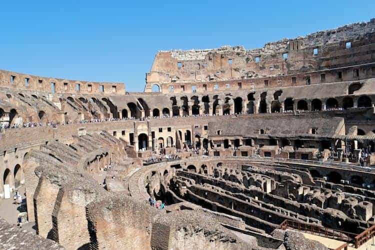 13 Colosseum facts you didn't know