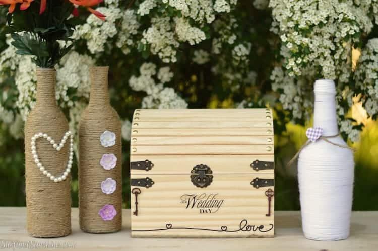 DIY wedding cardbox 3