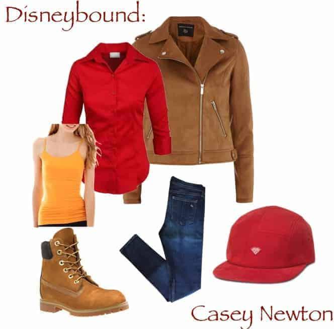 DIsneybound Casey