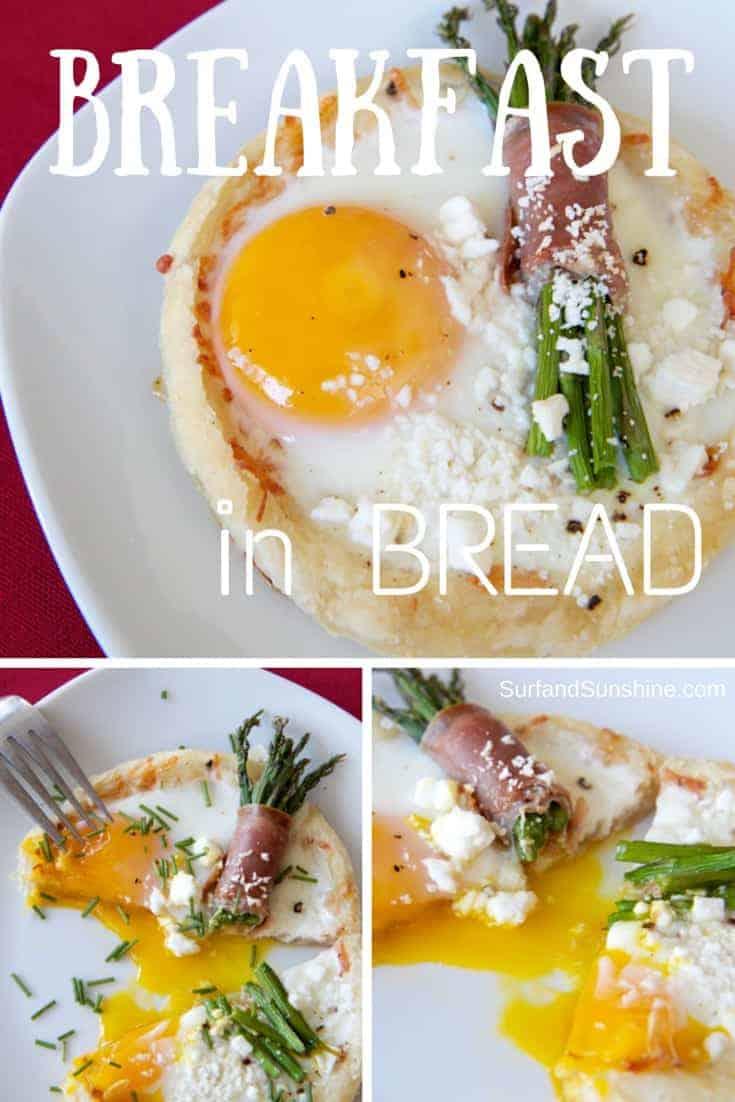 breakfast in bread recipe
