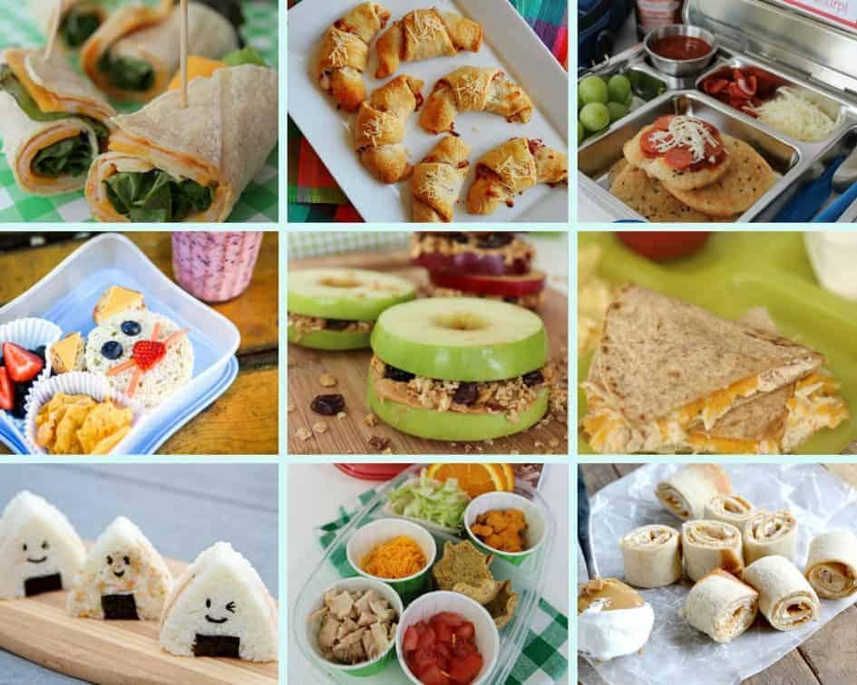 Fun Lunch Box Ideas