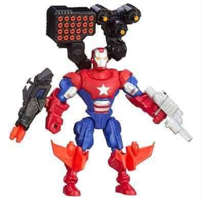 Marvel Mashers Iron Patriot