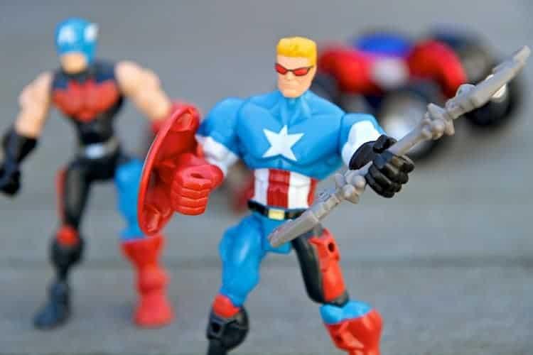 Marvel Mashers 2