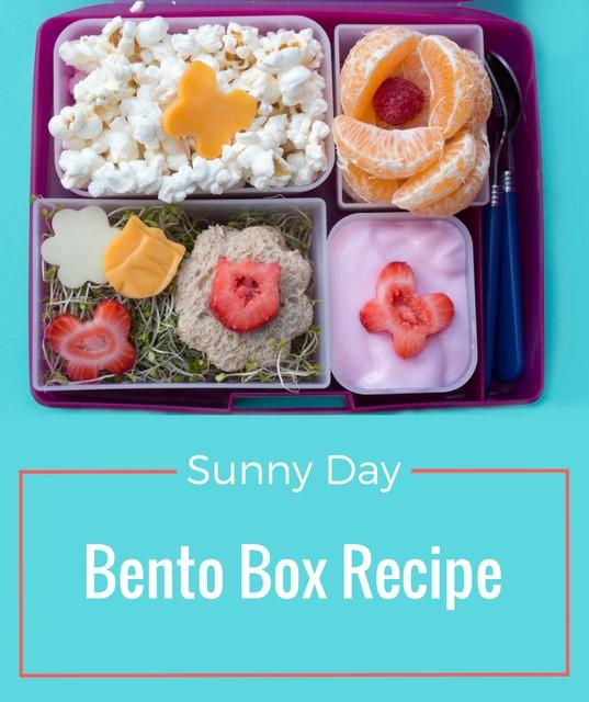 bento box recipe
