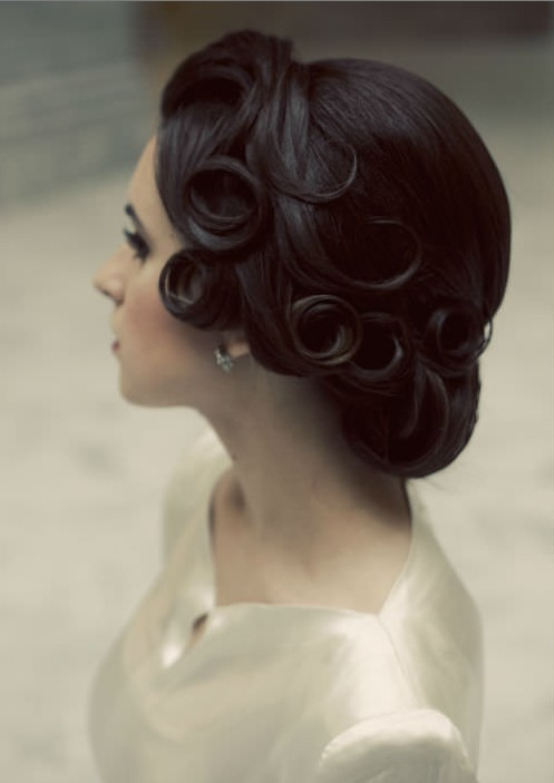 Wedding Hairstyles Amber Weimer Photography