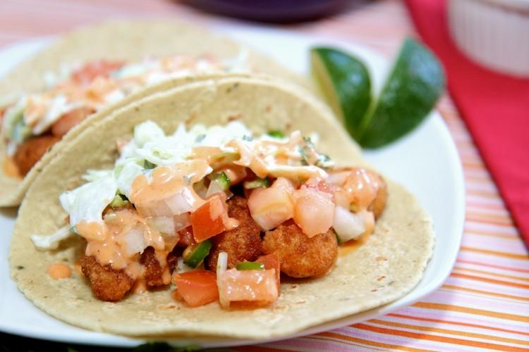crispy shrimp tacos recipe 2