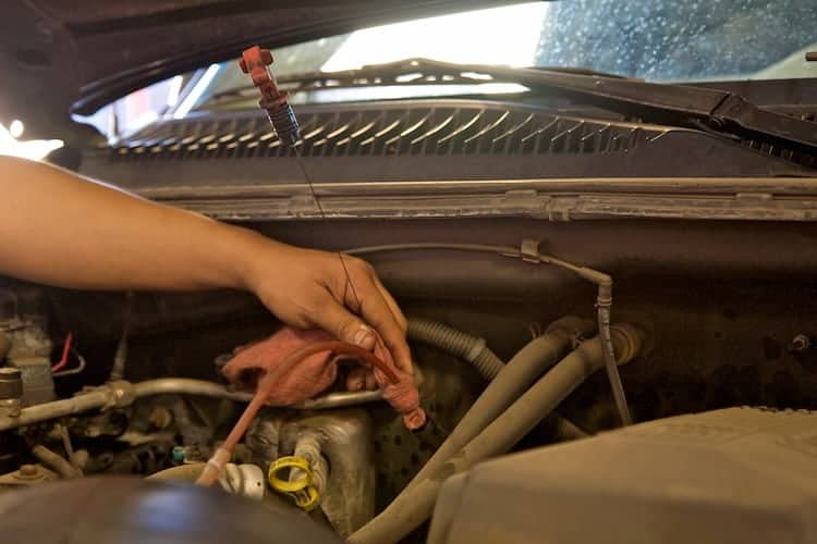 how to take care of engine fluids 6