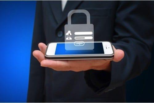 lock mobile