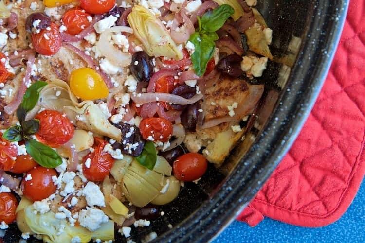 mediterranean turkey bake recipe 1