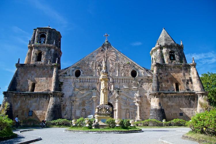 miagao church 8