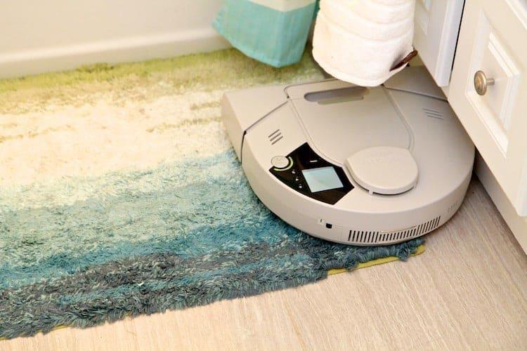 neat xv essential robotic vacuum 10