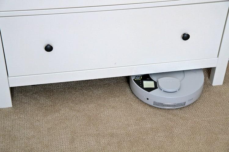 neat xv essential robotic vacuum 15