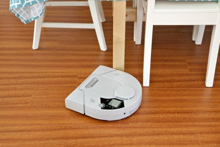 neat xv essential robotic vacuum 7