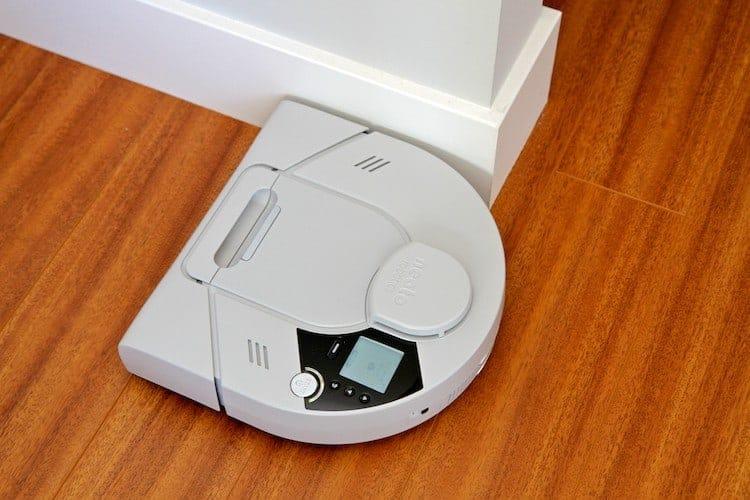 neat xv essential robotic vacuum 8