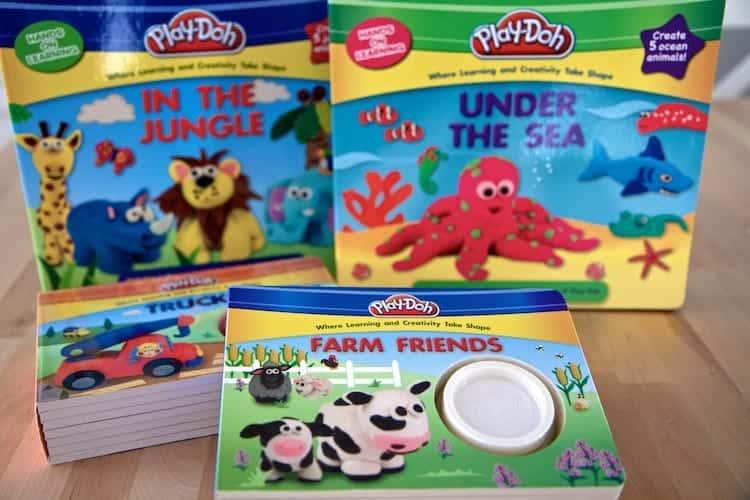 play-doh jungle book