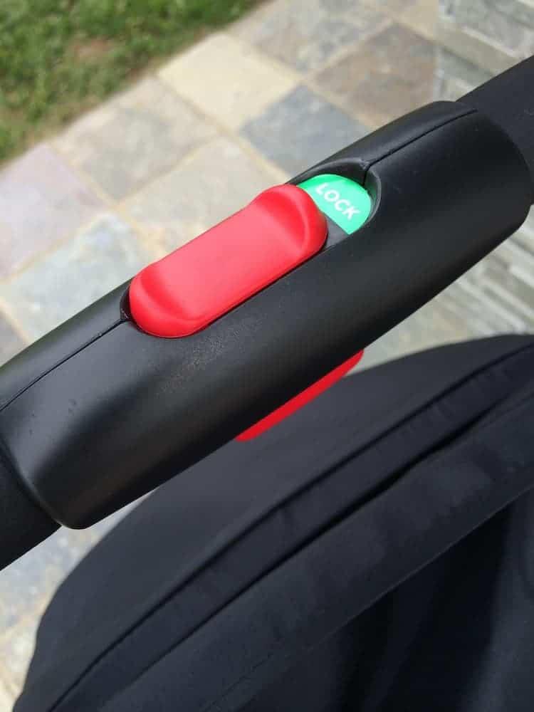 urbini hummingbird stroller 2