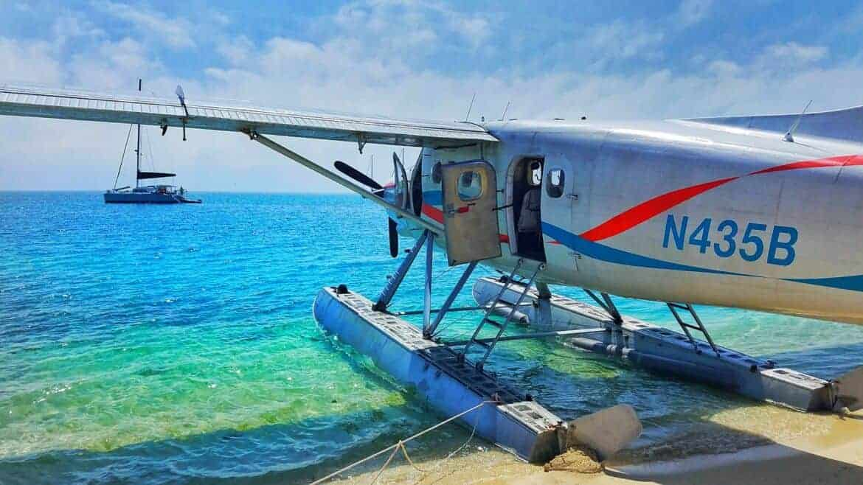 dry tortugas seaplane
