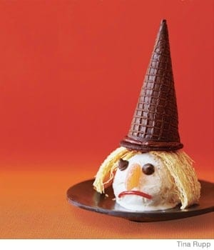 witch - {Halloween Recipe} Icy Witch