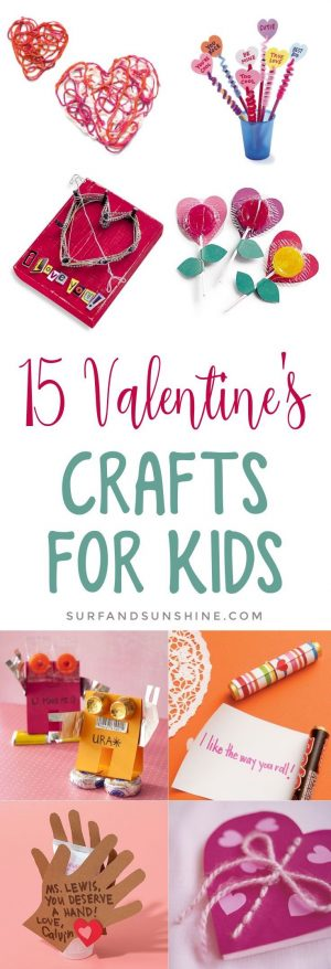 valenties crafts for kids pin