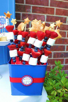 4thofjuly - Easy and Festive DIY 4th of July Decorations and Recipes
