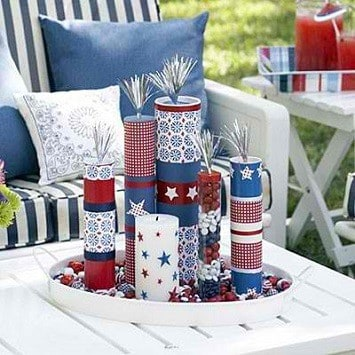 4thofjuly4 - Easy and Festive DIY 4th of July Decorations and Recipes