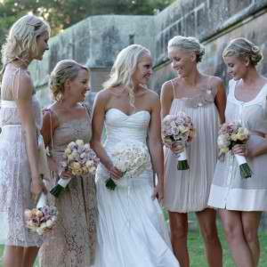 Mismatched Bridesmaids Dresses2