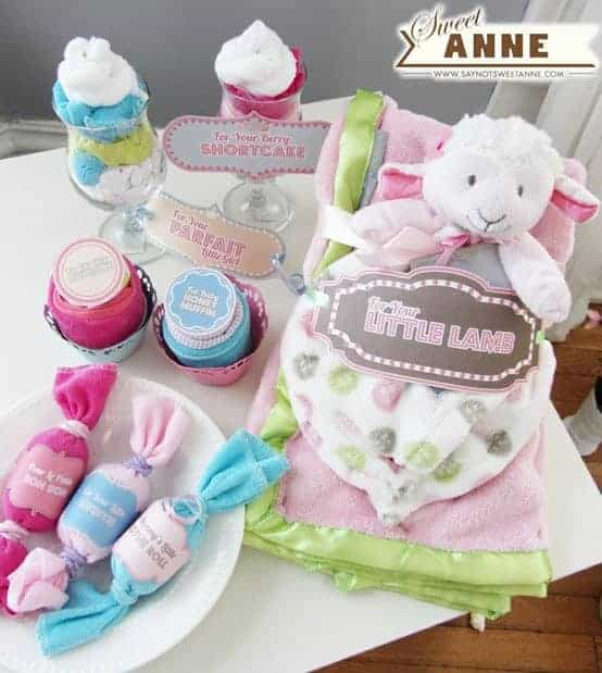 Unique DIY Baby Shower Gifts for Boys and Girls