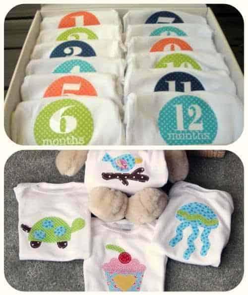 diy baby shower gifts
