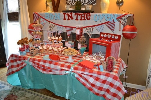Clever and Unique Baby Shower Themes