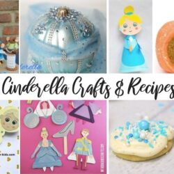 15 Cinderella Crafts and Recipes Fit for a Princess