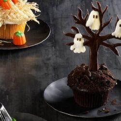 10 Fabulous Halloween Cake and Cupcake Recipes