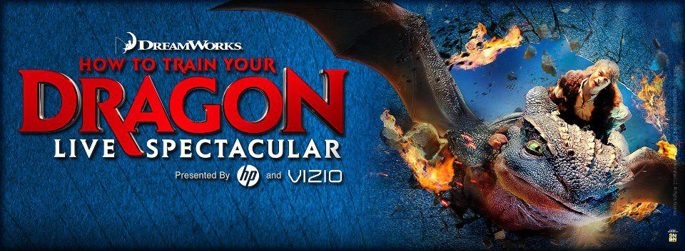 How to Train Your Dragon is Alive and Coming to California