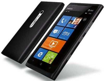 Nokia Lumia 900 4G Windows Phone