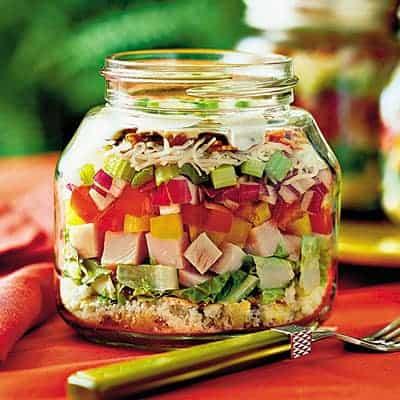 Delicious Recipes in a Jar