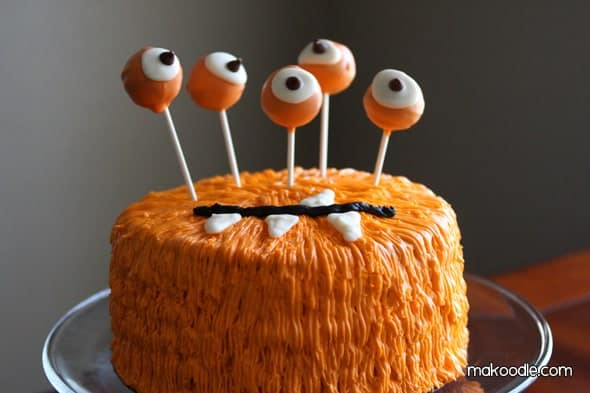 Halloween Cakes and Cupcakes