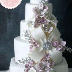 15 Inspiring Wedding Cake Ideas