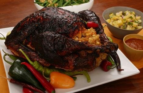 No Ordinary Bird: Unusual Thanksgiving Recipes