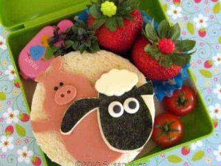 Fun with Bread: Cute Bento Box Sandwich Recipes