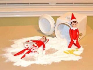 9 Awesome Elf on the Shelf Ideas