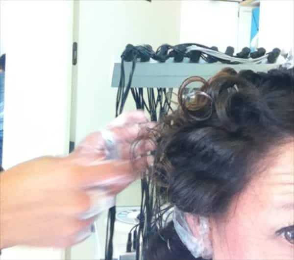 what is a digital perm 2