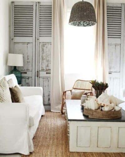10 Beach Cottage Living Room Ideas