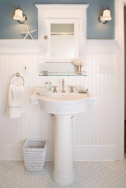 Beach Cottage Bathroom 3