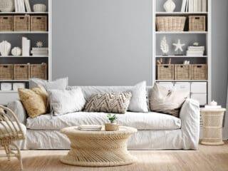 coastal living room ideas neutral colors