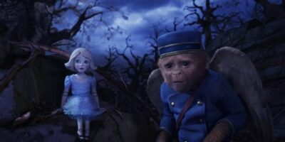 Flying Monkeys, China Dolls and 10 Questions in 60 Seconds
