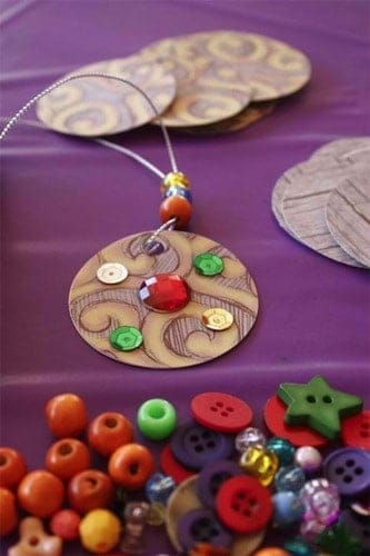 DIY Medallion
