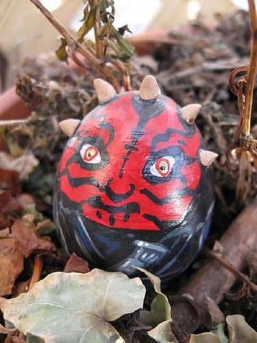 Star Wars Easter Eggs, May the Force Be With You