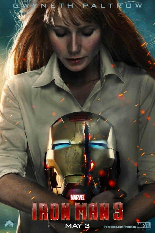 Who is Pepper Potts?