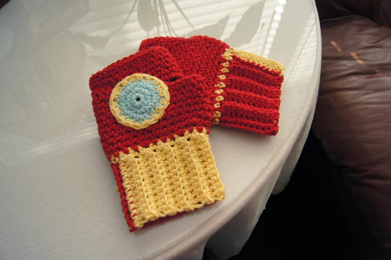 6 Awesome Iron Man Crochet Patterns – Surf and Sunshine
