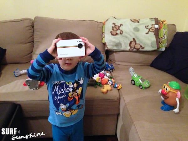 Polaroid Z2300 Review 4